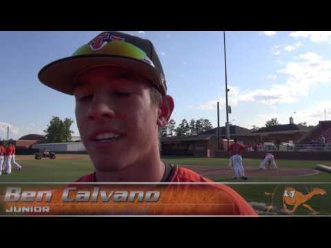 Campbell Baseball vs High Point - 5/14/16 - Rapid Reaction