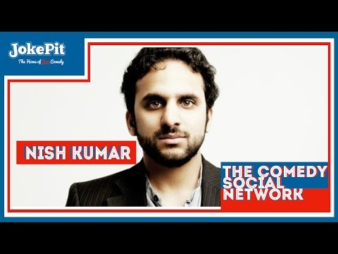 Nish Kumar - JokePit Interview