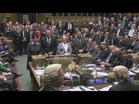 Brexit: Άναψε «πράσινο» η βουλή των κοινοτήτων