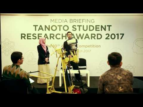 TIM IPB – Tanoto Student Research Award 2017
