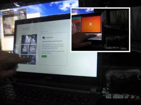 My New Acer M5-481PTG Touchscreen Ultrabook