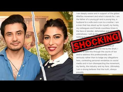 Ali Zafar SLAMS BACK At Harassment Allegations Mad