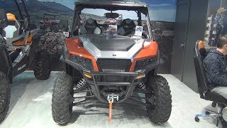 5. Polaris General 1000 EPS (2019) Exterior and Interior