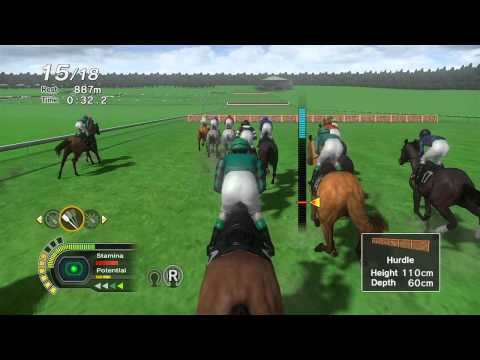 Champion Jockey: G1 Jockey & Gallop Racer - Gameplay #2
