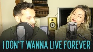 Video I Don't Wanna Live Forever - Zayn Malik & Taylor Swift (Cover ft. The Natural) download in MP3, 3GP, MP4, WEBM, AVI, FLV Februari 2017