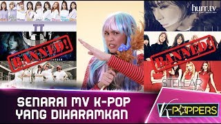 Video K-Poppers | Senarai MV K-Pop Yang Diharamkan MP3, 3GP, MP4, WEBM, AVI, FLV Februari 2019