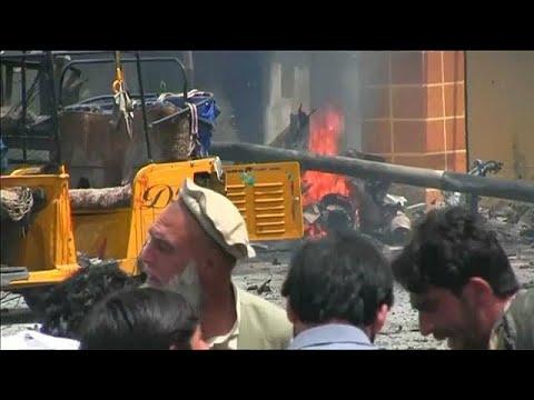 Afghanistan: Neuer Selbstmordanschlag in östlicher  ...