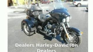 8. 2010 Harley-Davidson Trike Tri Glide Ultra Classic Details