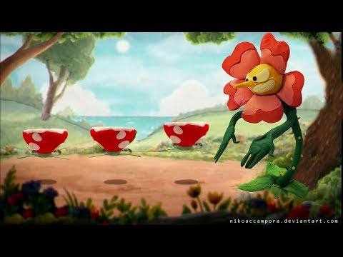Video 🌹🐞 Cuphead - Floral Fury - Cagney Carnation Bugged Boss Fight Guide Walkthrough download in MP3, 3GP, MP4, WEBM, AVI, FLV January 2017