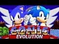 Evolution Of Sonic Games 1991 2019