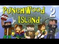 "Punchwood Island E02 ""MCMom Goes Hunting"" (Minecraft Family Survival)"