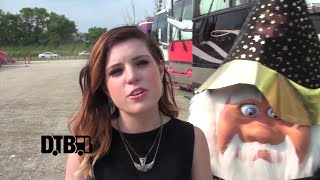 Echosmith / Sydney Sierota - BUS INVADERS Ep. 670 [Warped Edition 2014]