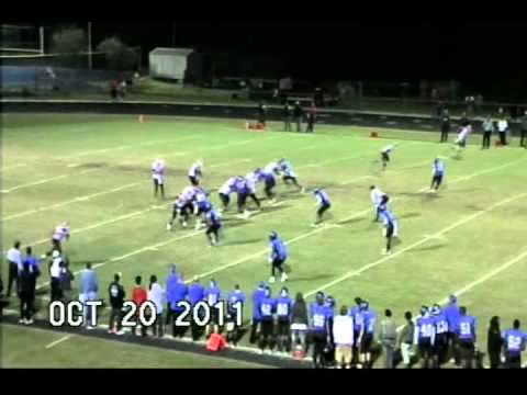 Eric Striker High School Senior Highlights video.