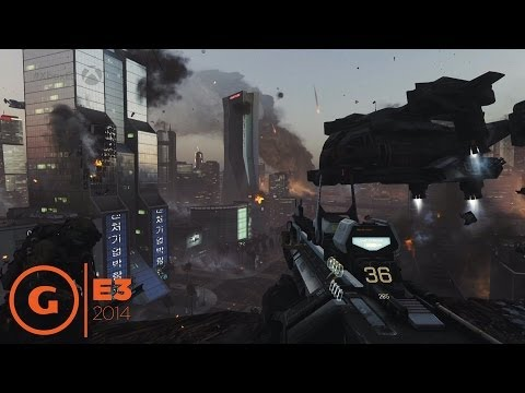 [E3 2014] Call of Duty: Advanced Warfare (Gameplay Trailer)
