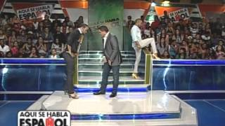 Video Daniel Sarcos, Liondy Ozoria y Rene Castillo bailando en tacones! MP3, 3GP, MP4, WEBM, AVI, FLV September 2018