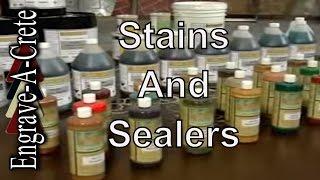 Concrete Resurrection - Concrete Stains & Sealers