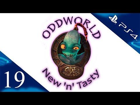 tasty - Прохождение игры Oddworld: New 'n' Tasty (ремейк Oddworld: Abe's Oddysee) на русском. Играет Александр, помогает советами и комм...