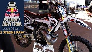 9. Josh Grant Husqvarna TC250 2 Stroke RAW - Dirt Bike Magazine