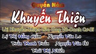 Sấm Giảng Quyển Năm - Hồng Gấm - Văn Lo - Thanh Tuấn - Văn Út - Thị Nhiển