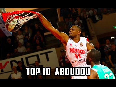 Top 10 Jordan Aboudou