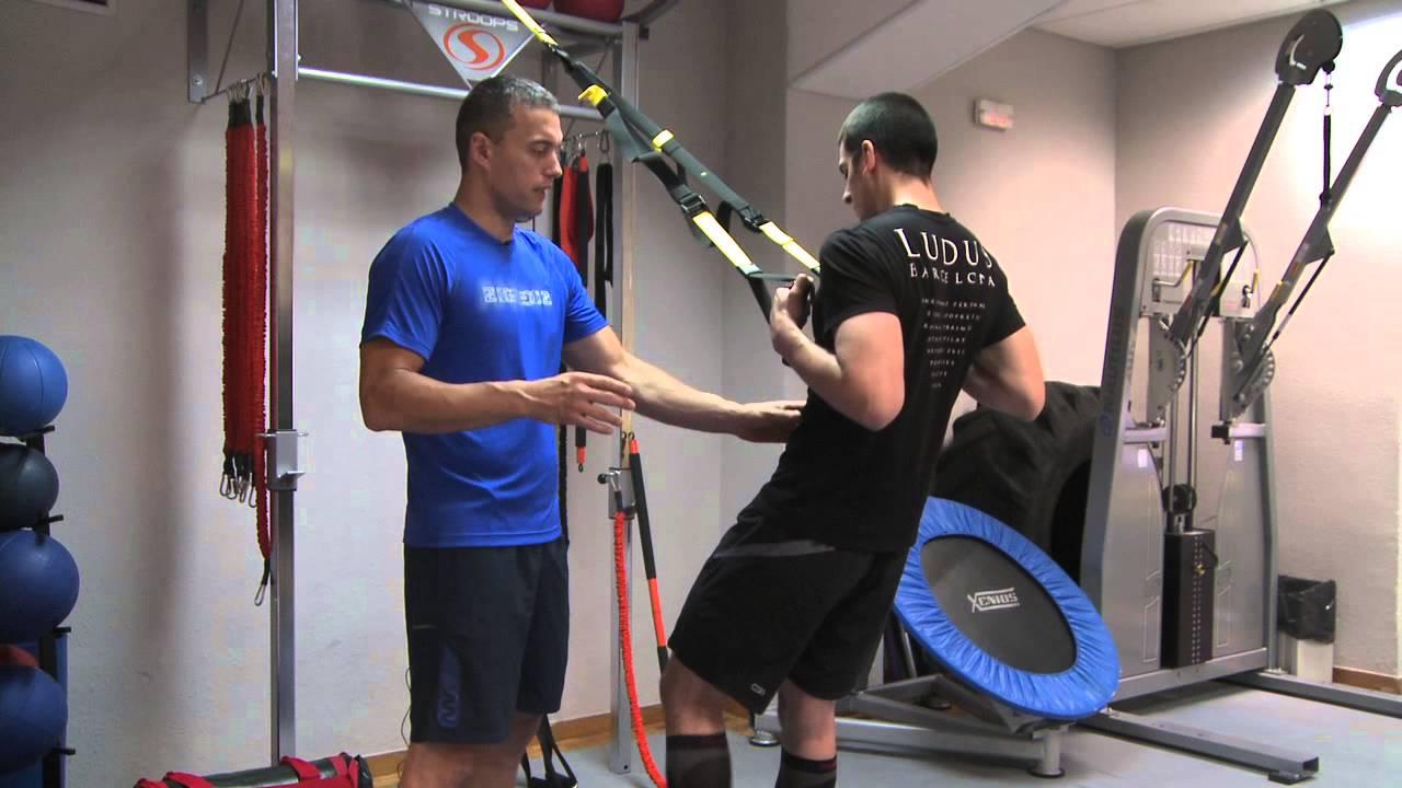 En forma: entrenamiento del tronco superior