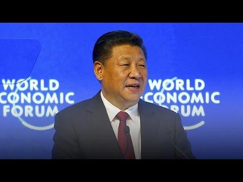 Νταβός 2017 – Κινέζος Πρόεδρος προς Ντραμπ: «Κανείς δεν θα νικήσει από έναν εμπορικό πόλεμο»