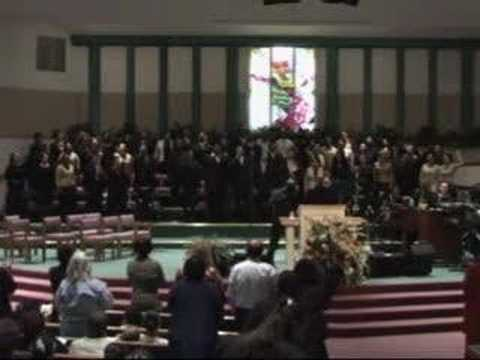 "Apostolic Tabernacle Mass Choir – ""My Hope Is Built"""