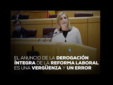 El anuncio de la derogación íntegra de la reforma ...