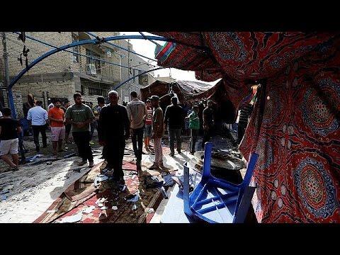 Ιράκ: Πολύνεκρες επιθέσεις σε τρεις πόλεις