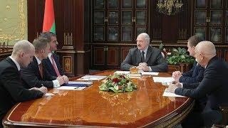 Александр Лукашенко провёл встречу с владельцем группы компаний