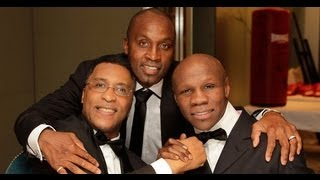The 90's UK Fabulous Four - Eubank, Benn, Watson&Collins