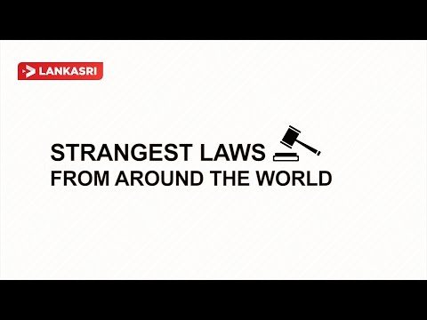Strangest-Laws-from-around-the-World