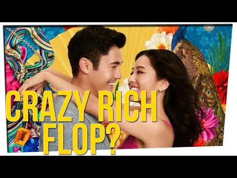 """""""Crazy Rich Asians"""" Flops In China?! ft. All Male Cast"""