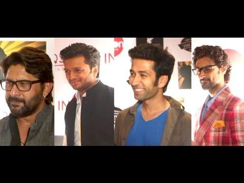 Ritesh Deshmukh Arshad Warsi and Other Celebs at 4th Annual Ghanta Awards
