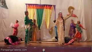 Singkil / Cultural Dance proformance in Nayong Pilipino Clark