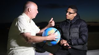 SUBSCRIBE to Barcroft TV: http://bit.ly/Oc61HjTHERE is an ever-growing community of people who reject scientific wisdom and insist that the world is FLAT. Nathan Thompson, 31, a network marketer based in Orange County, California, set up the Official Flat Earth and Globe Discussion group on Facebook in June 2016. The group now now boasts more than 42,000 members and even Nathan has been taken aback by its rapid growth. These 'Flat Earthers' believe that our planet is encircled by a giant, heavily-policed ice wall and that gravity is just an unproven theory. They also claim that NASA is a fraudulent organisation and that all the photographs and video footage we have from space are computer-generated imagery (CGI). And while their views may sound far-fetched, the movement has attracted a number of celebrity adherents in recent months, including rapper B.o.B., former reality TV star Tila Tequila and basketball legend Shaquille O'Neal.Videographer / director: Joel ForrestProducer: Tom Midlane, Ruby CooteEditor: Joshua DouglasBarcroft TV: https://www.youtube.com/user/barcroftmedia/featuredBarcroft Animals: https://www.youtube.com/barcroftanimals/featuredBarcroft Cars: https://www.youtube.com/user/BarcroftCars/featuredBear Grylls Adventure: https://www.youtube.com/channel/UCzcUNwS7mypzPhW4gsjO7og/featuredFor more of the amazing side of life:For the full story, visit BARCROFT.TV: http://www.barcroft.tv/Like @BarcroftTV on Facebook: https://www.facebook.com/BarcroftTVFollow @Barcroft_TV on Twitter: https://www.Twitter.com/Barcroft_TVCheck out more videos: https://www.youtube.com/user/barcroftmedia/videos