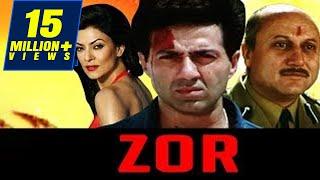 Video Zor Movie 1998 | Full Hindi Movie | Sunny Deol, Sushmita Sen, Milind Gunaji, Om Puri, Anupam Kher MP3, 3GP, MP4, WEBM, AVI, FLV Januari 2019