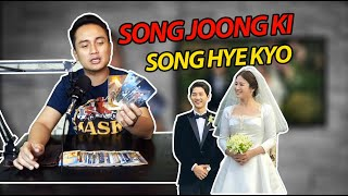 Video PANDANGAN DENNY DARKO SONG JOONG KI & SONG HYE KYO CERAI 송중기 송혜교 이혼 MP3, 3GP, MP4, WEBM, AVI, FLV Agustus 2019