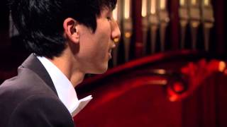 Eric Lu – Prelude in B major Op. 28 No. 11 (third stage)