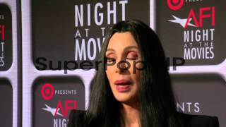 INTERVIEW - CHER On Moonstruck At Target Presents AFI Nig...