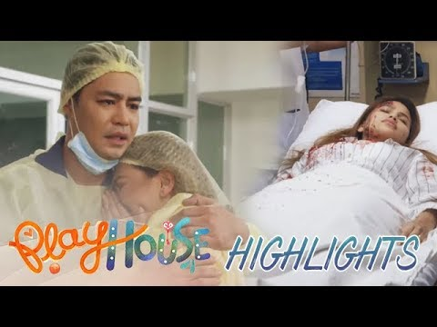 Playhouse: Patty and Marlon receive a call that Emily and Brad are in the hospital | EP 4