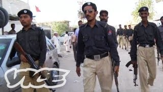 VICE Guide to Karachi: Raiding the Taliban (Part 3/5)