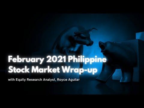 Webinar: February 2021 Philippine Stock Market Wrap-Up