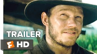 The Magnificent Seven Official Trailer 1 (2016) - Chris Pratt Movie
