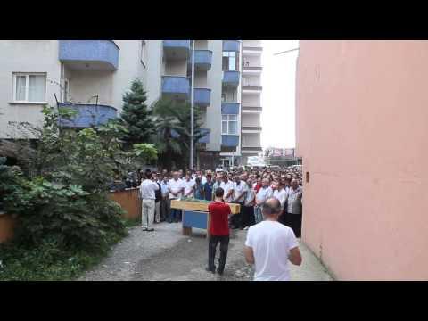 Serkan İhtiyar Gözyaşları Arasında Toprağa verildi