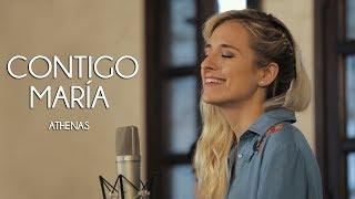 Video Contigo, María - Athenas MP3, 3GP, MP4, WEBM, AVI, FLV Januari 2019