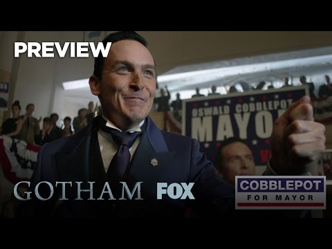 Vote Oswald Cobblepot For Mayor | Season 3 | GOTHAM