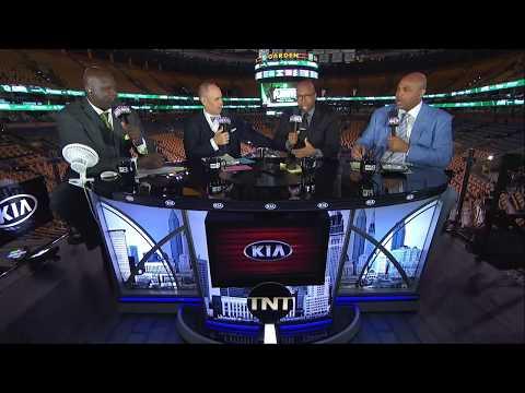 Inside the NBA: Cavaliers vs. Warriors Finals Rematch   NBA on TNT