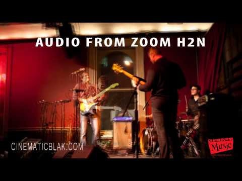 Live Bands - John takes the Zoom H2n out for a spin and records a couple of live bands to test it. No compression has been added nor have any adjustments to the EQ have b...