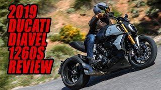 1. 2019 Ducati Diavel 1260S Video Review